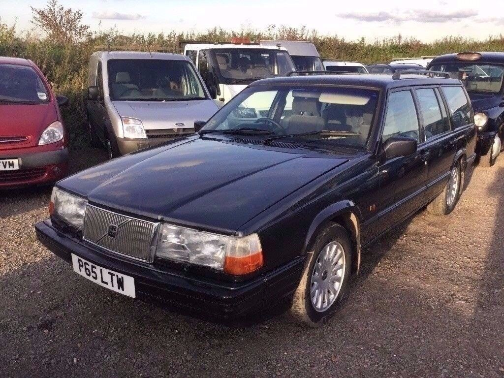 volvo 940 estate 7 seater family car in vgcondition tow. Black Bedroom Furniture Sets. Home Design Ideas