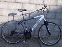 mens bike 700c merida aluminium frame