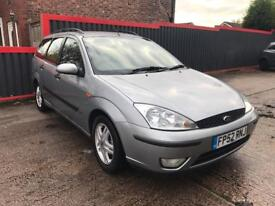 Ford Focus 1.8tdci estate, immaculate inside out!!