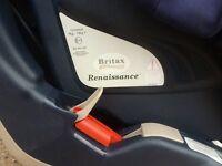 "Britax ""Renaissance"" Car Seat"