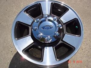 "2016 Ford F-250/F-350 Alum. OEM 18""x 8 bolt x 6 spoke rims , no tires"