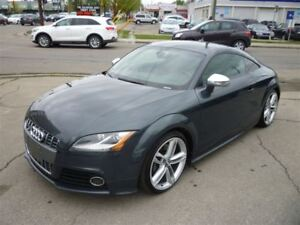 2009 Audi TTS 2.0T QUATTRO/2 TONE LEATHER/NAVI/ALLOYS/265HP!