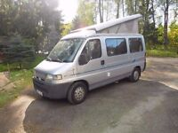 Citroen Jumper Multicamp LHD