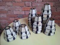 Triffany style lampshades