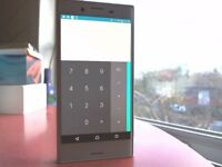 Boxed Sony Xperia X Compact Unlocked 4.6-inch 23MP Android 7.1 Smartphone Mist Blue