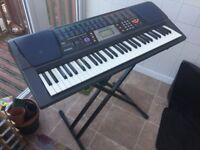 Casio CTK-501 with stand and case (no power lead)