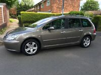 Cheap Eastate Peugeot 307 SW