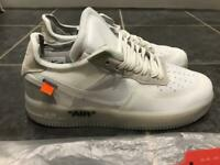 67a89425 Nike off white | Men's Shoes & Boots For Sale - Gumtree