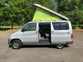 Mazda bongo 2.5 diesel auto pop top roof 7 seater day time camper