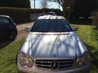 Mercedes Clk 240 Avantgarde