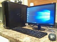 Quadcore Gaming/Media centre PC