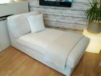 IKEA KIVIK Chaise longue * Hillared Beige