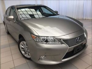 2015 Lexus ES 300h Executive Package: 1 Owner Hybrid.