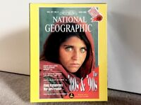 National Geographic Magazine on 5 CDs. CD set. 5 CDs. Books on CD. £12.50. In excellent condition.