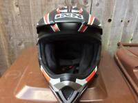 IXS Helmet enduro MX