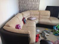 Corner Sofa £200 excellent condition