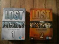 Season one & two Lost