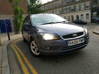 2005 FORD FOCUS 1.6 TDCI 110 MANUAL DIESEL ZETEC CLIMATE ONE YEAR NEW MOT LOW MILES