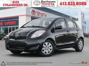 2010 Toyota Yaris LE - CONVENIENCE PACKAGE - AC - CRUISE CONTROL
