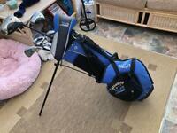 Callaway kids golf set. Pending pick up.