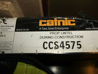 Catnic CCS lintel 137cm Steel -- RSJ