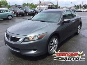 Honda Accord Coupe EX-L Cuir Toit Ouvrant M 2010