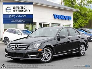 2012 Mercedes-Benz C-Class C300 4MATIC! REDUCED! LEATHER! SUNROO