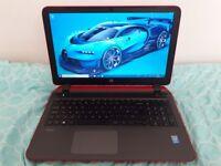 HP I3 Beats Audio Laptop 15.6 inch 8gb 1TB Red