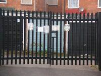 LOCK UP GARAGE ON GATED SITE - WARD END BIRMINGHAM B8 2JE
