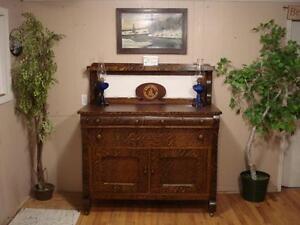 """""""Knechtel"""" Antique Buffet/Sideboard"""