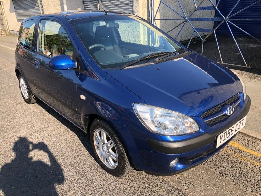 HYUNDAI GETZ 1.1 Atlantic Hatchback 3dr Petrol Manual (130 g/km, 65 bhp