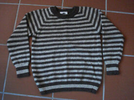 Womens medium size Black Sheep wool sweater