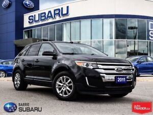 2011 Ford Edge Limited, AWD,Nav,Roof