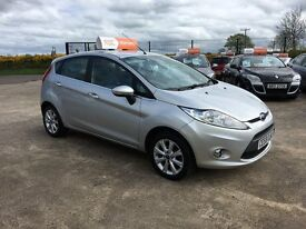 Late 2009 Ford Fiesta 1.4 TDCI Diesel 5 Door **Full History** (Finance and Warranty) *corsa,clio