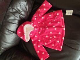 Baby girls coat brand new