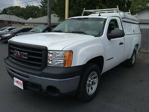 2009 GMC SIERRA 1500 WT- REAR WHEEL DRIVE, TILT STEERING, ANTI-L