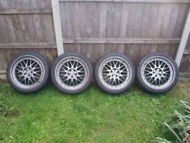 Bbs lm reps 5x112