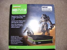 Hauppauge HD PVR 2 Gaming Edition HDMI Capture Device