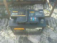 12v 640Amp Car Battery