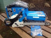 MAC ALLISTER MCSWP40 40 CC PETROL CHAINSAW