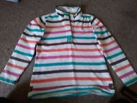 Stripped Joules Size 12 Jumper