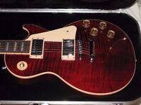 Gibson USA Les Paul Standard Wine Red. BRAND NEW with case.