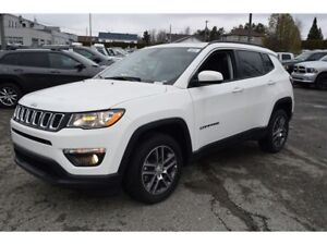 2018 Jeep Compass North 4x4 Manuelle +4 cylindres
