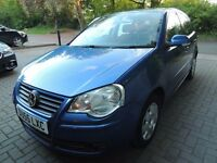 Volkswagen Polo 1.4 75 S (Blue) 2005