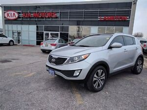 2013 Kia Sportage EX LUXURY Leather Dual SUNROOF AWD
