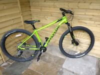 Cannondale Trail Mountain Bike Green, Med Frame COLLECT SWANSEA/BRIDGEND