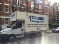 FULLY INSURED MAN & VAN-OFFICE,FLAT,HOUSE REMOVALS-RUBBISH & HOUSE CLEARANCE-COLLECTION & DELIVERY