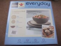 Denby Everyday Range 12 piece Set BNIB RRP approx £70