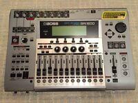 BOSS BR-1600 cd Digital Recording Studio