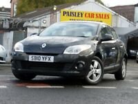 2011 Reg, RENAULT MEGANE DYNAMIQUE, Tom Tom Edition, 1.5cc DCi ECO 5 Door.